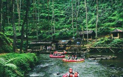 5 Wisata Outdoor Ekstrem di Bandung untuk Puaskan Adrenalin
