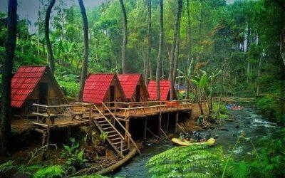 Kampung Singkur, Wisata Pangalengan yang Bikin Hati Adem
